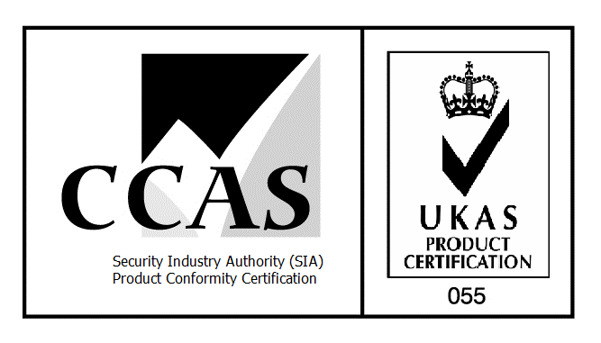 CCAS Product Certification logo